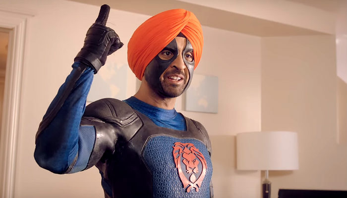 Super Singh trailer starring Diljit Dosanjh and Sonam Bajwa is out and it looks like a Paisa Vasool entertainment. Watchvideo