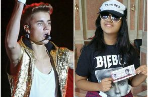 Akshita Rajpal, Justin Bieber