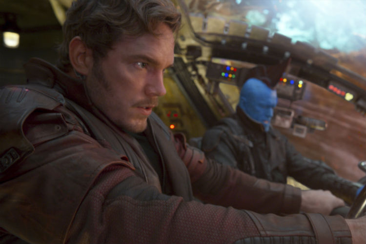 Guardians of the Galaxy Vol 2 | AP Image for InUth.com