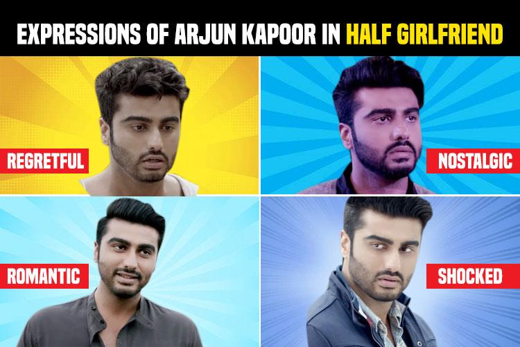 Arjun Kapoor, Half Girlfriend. movie review