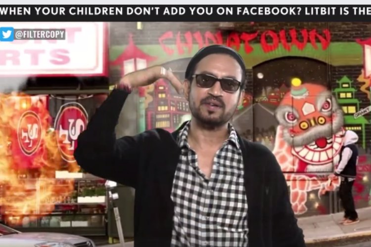 Irrfan Khan is savage AF in his analysis of millennial vocab [WatchVideo]