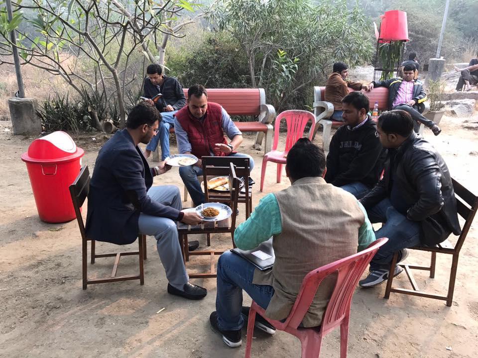 JNU canteen | Facebook, Nakul Bhardwaj