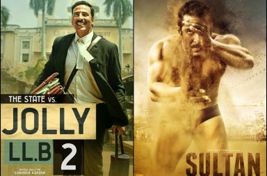 Jolly LLB 2 and Sultan