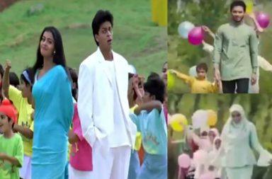Kuch Kuch Hota Hai song, J& K Tourism video, Shah Rukh Kajol