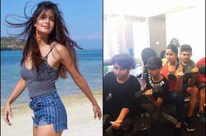 Katrina Kaif, Salman Khan nephew