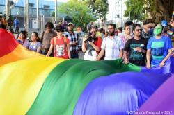 LGBTQ Rights: Bhopal holds its first Gay Pride Parade [See Photos]