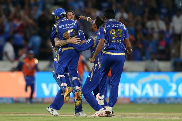 IPL 2017, IPL Final, RPS vs MI, Mumbai Indians