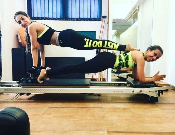 Malaika Arora Khan, Fitness