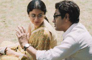 Nawazuddin Siddiqui and Rasika Dugal, Manto