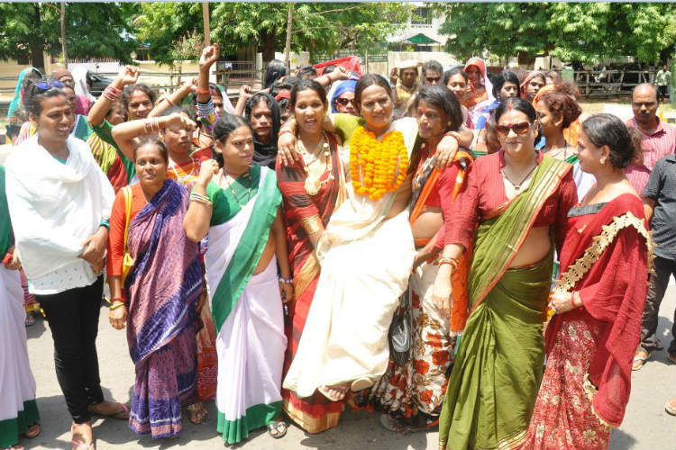 Meet Meghna Sahoo: the transgender who is all set to contest the Rajya Sabhaelections