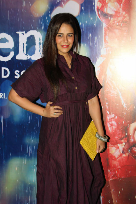 Mona Singh, Half Girlfriend success party