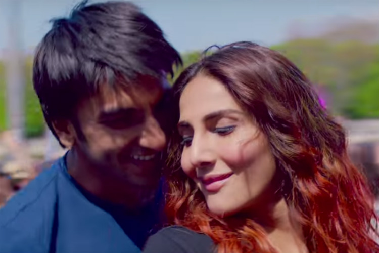 Ranveer Singh-Vaani Kapoor's Nashe Si Chadh Gayi is the most viewed Hindi song ever. How many times did you groove on it?