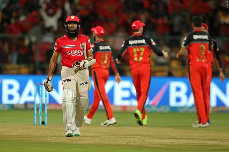 IPL: Amla guides Punjab to challenging total