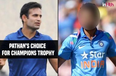 Irfan Pathan, Mohammed Shami, ICC Champions Trophy 2017