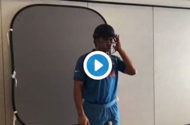 MS Dhoni, ICC Champions Trophy 2017, CT 2017, Photoshoot