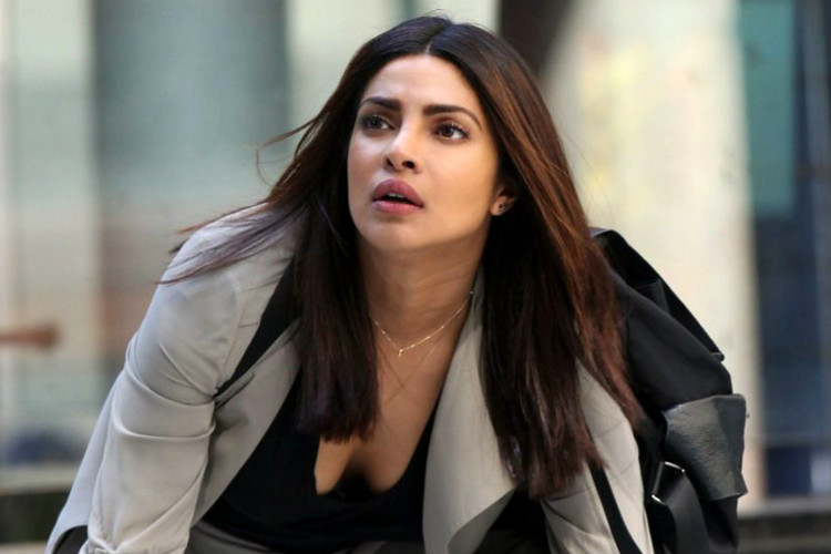 Priyanka Chopra, Quantico, Season 2