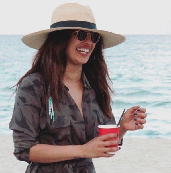 Priyanka Chopra, Baywatch