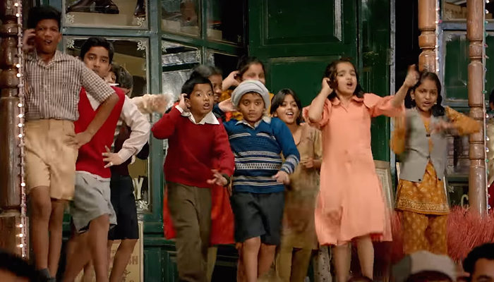 Salman Khan, Radio song, Tubelight screen shot