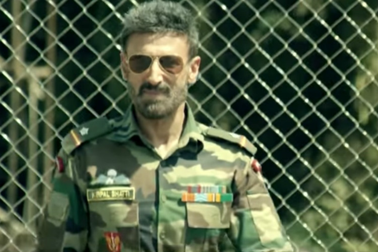 Rahul Dev in a still from The Test Case. (Courtesy: YouTube/Bollywood Movie Trailers)