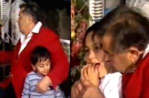 Ranbir Kapoor Kareena Kapoor Raj Kapoor viral video