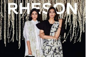 Sonam Kapoor, Rhea Kapoor, Rheson