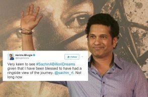 Sachin Tendulkar, Sachin A Billion Dreams, Sachin Tendulkar movie