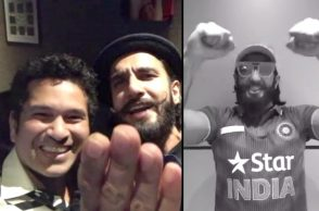 Ranveer Singh Sachin A Billion Dreams, Sachin Tendulkar movie, Sachin and Ranveer Singh videos
