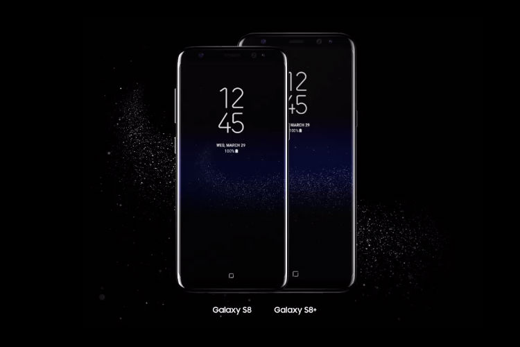Samsung Galaxy S8, Galaxy S8+ go on sale in India today. Check out price, specs here