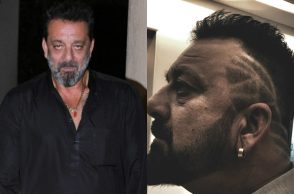 Sanjay Dutt sports a new look for Saheb Biwi Aur Gangster 3 (Courtesy/Instagram@dutt1)