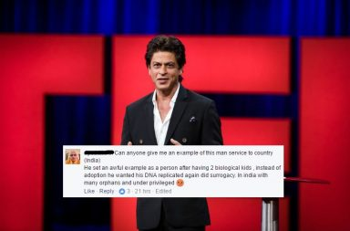 Shah Rukh Khan at TED Talks talks on humanity, love and social media