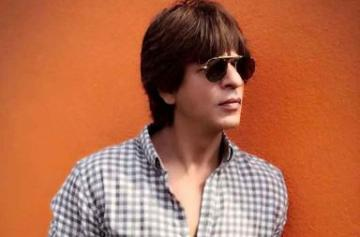 Shah Rukh Khan candid pic