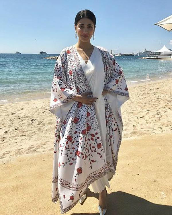 Shruti Hassan, Cannes 2017