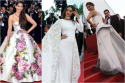 Sonam Kapoor is hands-down the most fashionable woman at Cannes. 16 pictures to prove it