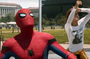 Tom Holland, Spiderman Homecoming, Spiderman