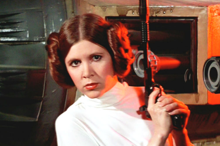 Star Wars Princess Leia | Image for InUth.com