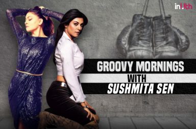 Sushmita Sen workout regime