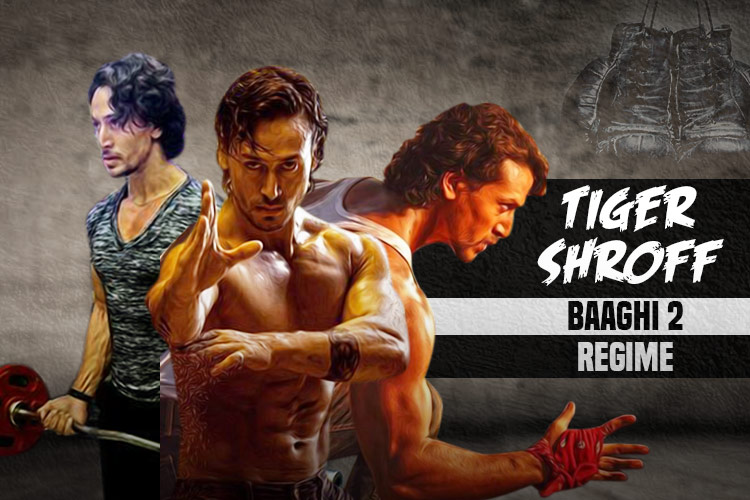 Tiger Shroff Baaghi 2 workout regime will leave fans speechless –Watchvideo