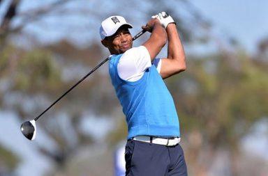 Tiger Woods arrested
