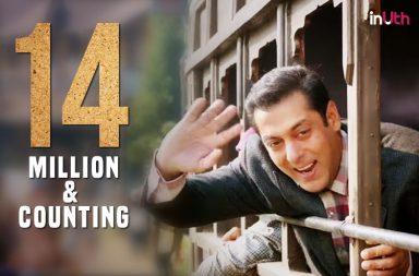 Salman Khan, Tubelight teaser