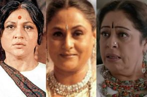 Nirupa Roy, Jaya Bachchan and Kirron Kher.