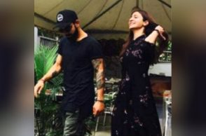 Virat Kohli, Anushka Sharma on a date in Bangalore