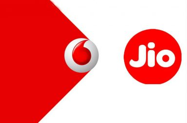 Vodafone, Reliance Jio
