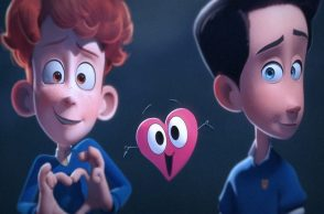 In a Heartbeat, gay short film