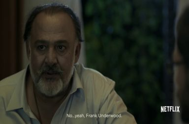 Alok Nath, Biswa Kalyan Rath, Netflix, House of Cards, Alok Nath House of Cards, Frank Underwood, Netflix Originals
