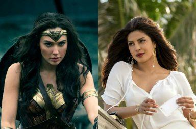 Wonder Woman, Baywatch, Gal Gadot, Priyanka Chopra