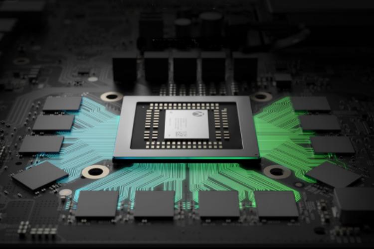 Xbox Scorpio, microsoft