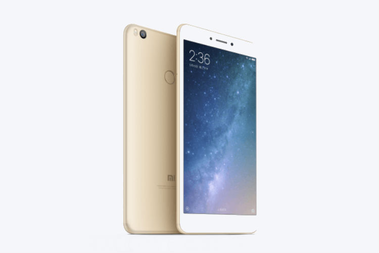 Xiaomi Mi Max 2 Will Cure One Major Anxiety Issue
