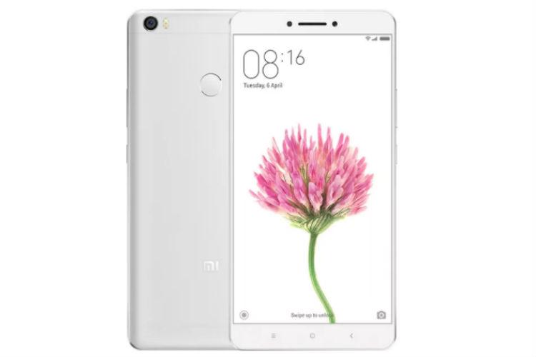 Xiaomi Mi Max, xiaomi