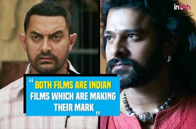Stills from Dangal and Baahubali