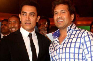 Aamir Khan, Sachin Tendulkar